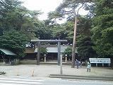 ウィルさいたま日記-埼玉護国神社